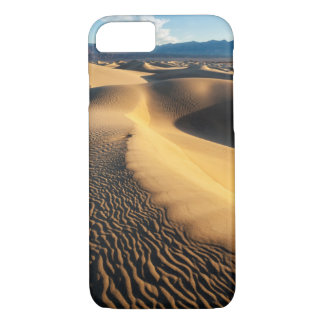 Sand dunes in Death Valley, CA iPhone 8/7 Case