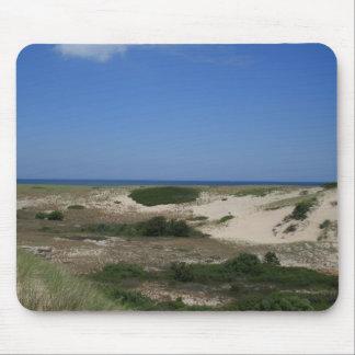 Sand Dunes on Cape Cod Mousepad