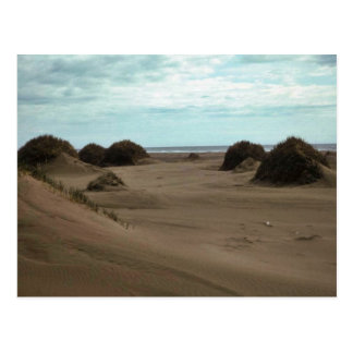 Sand Dunes on Nunivak Island Postcard