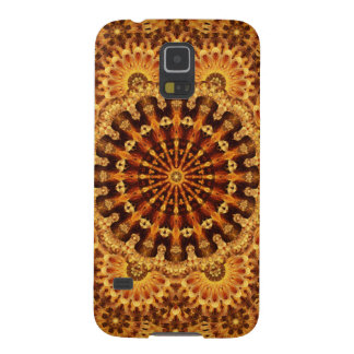 Sand & Flame Mandala Galaxy S5 Case