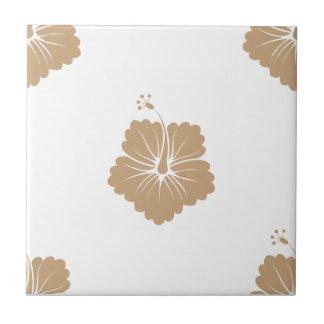 Sand Flower Pattern 3 Tile
