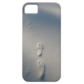 Sand Footprints iPhone 5/5s Case