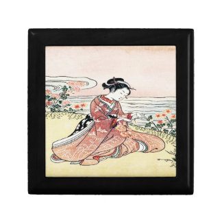 Sand Geisha Jewelry Keepsake Box