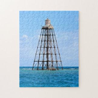 Sand Key Lighthouse, Florida Jigsaw Puzzle