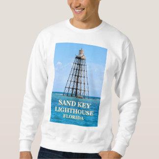 Sand Key Lighthouse, Key West Florida Keys Sweatshirt