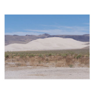 Sand Mountain Fallon, Nevada Postcard