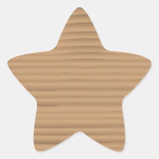 Sand On The Beach Star Sticker