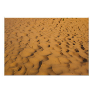 Sand, Pictured Rocks Nat'l Lakeshore, Michigan Poster