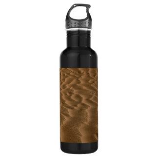 Sand ripples 710 ml water bottle