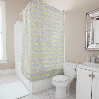 Sand & Sky-Lite-Beige-Blue_Contemporary-Bath-Decor Shower Curtain