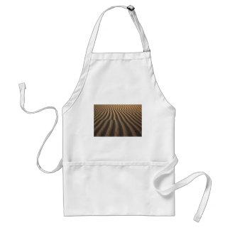 sand standard apron