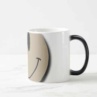 sand stone smiley Coffee Cup