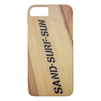 Sand  Surf Sun iPhone 8/7 Case