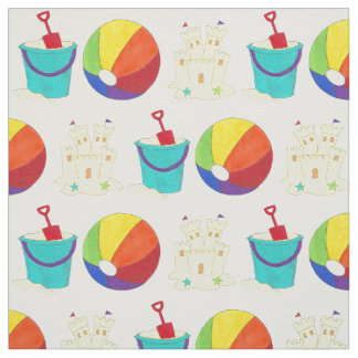 Sand Toys Summer Beach Ball Bucket Castle Fabric