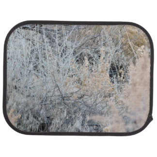 Sand  Wash Basin Camo Car Mat