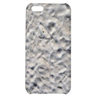 Sand with dirt and irregula perns iPhone 5C cover