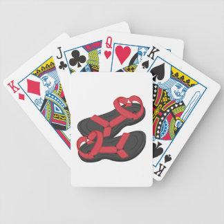 Sandals Poker Deck