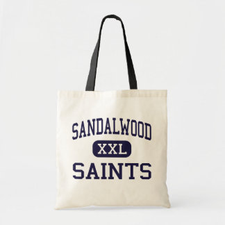 Sandalwood - Saints - High - Jacksonville Florida Tote Bag