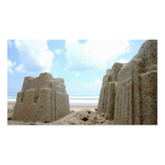 Sandcastles Business Card