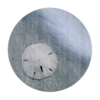 Sanddollar on Beach | Sanibel Island, Florida Cutting Board