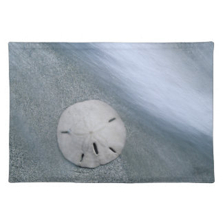 Sanddollar on Beach | Sanibel Island, Florida Placemat