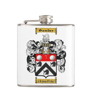 Sander (Irish) Hip Flask
