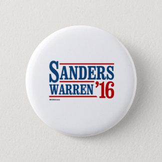 Sanders Warren 2016 6 Cm Round Badge