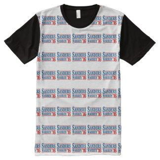 Sanders Warren 2016 All-Over Print T-Shirt
