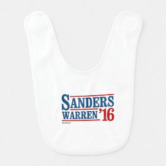 Sanders Warren 2016 Baby Bibs