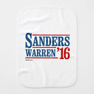 Sanders Warren 2016 Burp Cloth