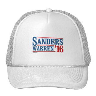 Sanders Warren 2016 Cap