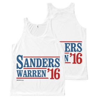 Sanders Warren 2016 All-Over Print Tank Top
