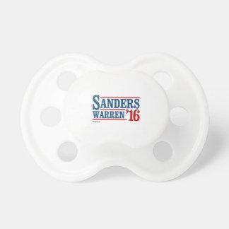 Sanders Warren 2016 Pacifiers