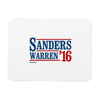 Sanders Warren 2016 Rectangular Photo Magnet