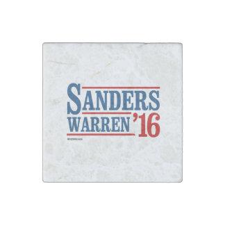 Sanders Warren 2016 Stone Magnet
