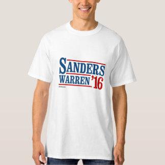 Sanders Warren 2016 Tshirt