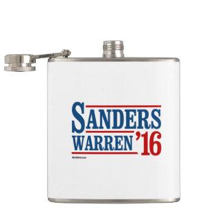 Sanders Warren 2016 Flask