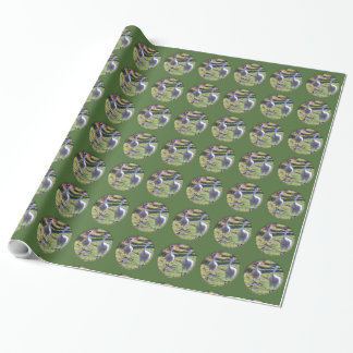 Sandhill Cranes Wrapping Paper