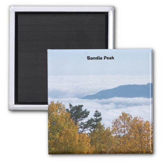 Sandia Peak Magnet