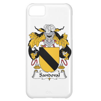Sandoval Family Crest iPhone 5C Case