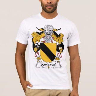 Sandoval Family Crest T-Shirt