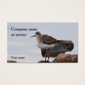 Sandpiper Business Card