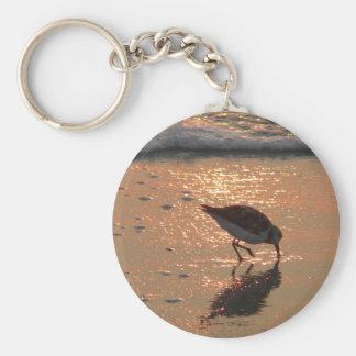 sandpiper sunrise key ring