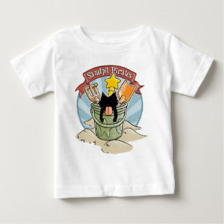 Sandpit Pirates Baby T-Shirt