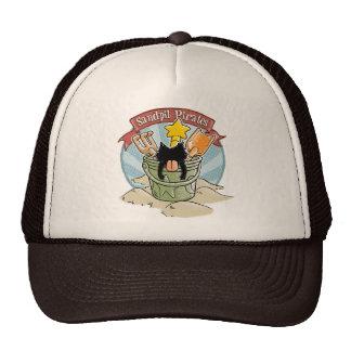 Sandpit Pirates Trucker Hat