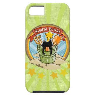 Sandpit Pirates iPhone 5 Case