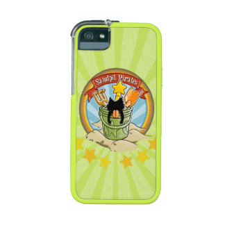 Sandpit Pirates Case For iPhone 5/5S