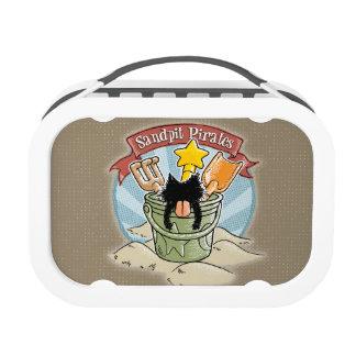 Sandpit Pirates Lunchbox