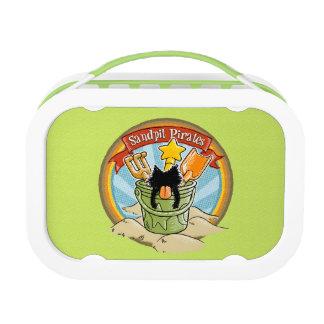 Sandpit Pirates Lunch Box