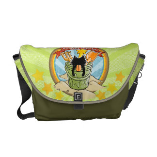 Sandpit Pirates Messenger Bag